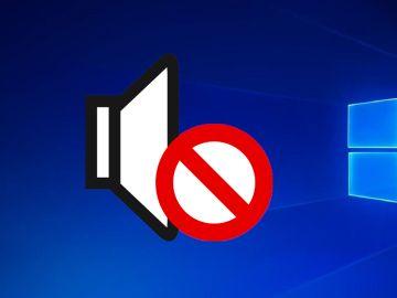Silenciar app Windows 10