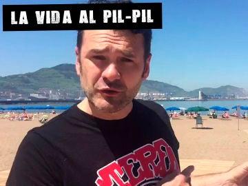 Iñaki López comenta las medidas para mantener limpias las playas
