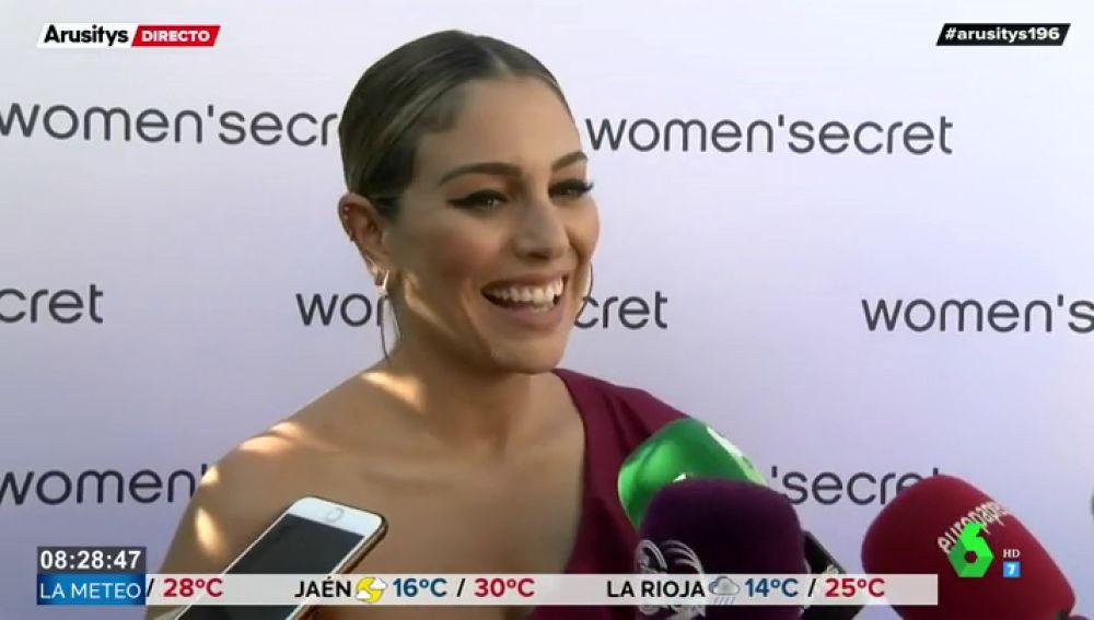 Blanca Suárez dedica unas bonitas palabras a Mario Casas