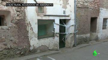 El cuerpo de la anciana asesinada en Pozondón estaba oculto en la pared bajo una capa de yeso