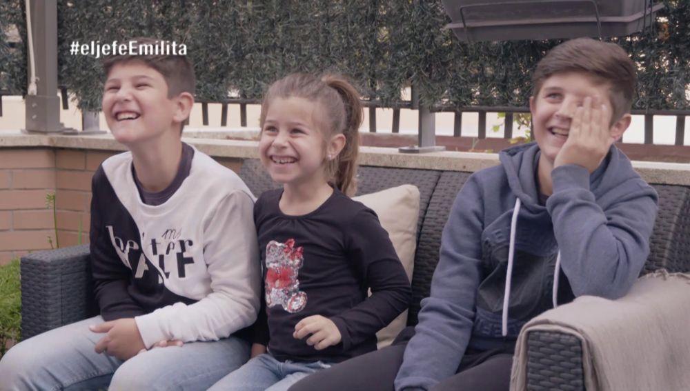 Los hijos de 'El Jefe' ven su radical cambio de look