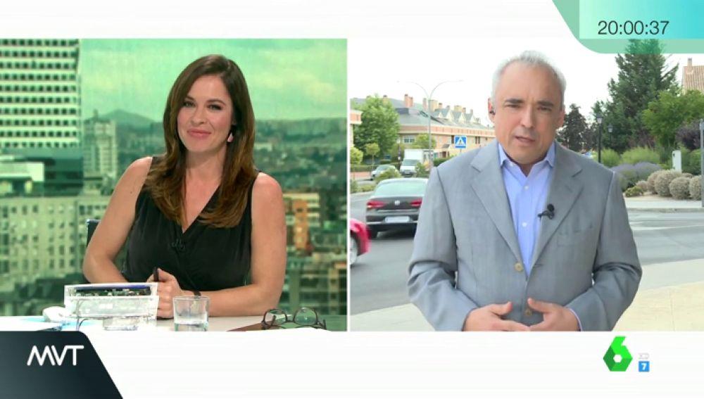 """El mensaje de Rafael Simancas a Ciudadanos y PP: """"Si ustedes no tienen alternativa de Gobierno, échense a un lado"""""""