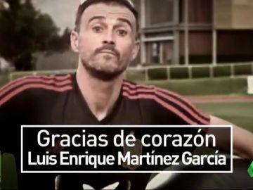 Luis Enrique renuncia por problemas personales