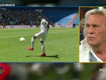 El vídeo más viral de la presentación de Mendy: las dificultades del lateral para dar toques al balón