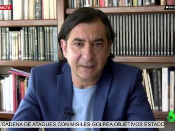 La crítica de Ángel Antonio Herrera a los políticos