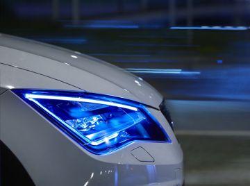 Luces LED en un SEAT León