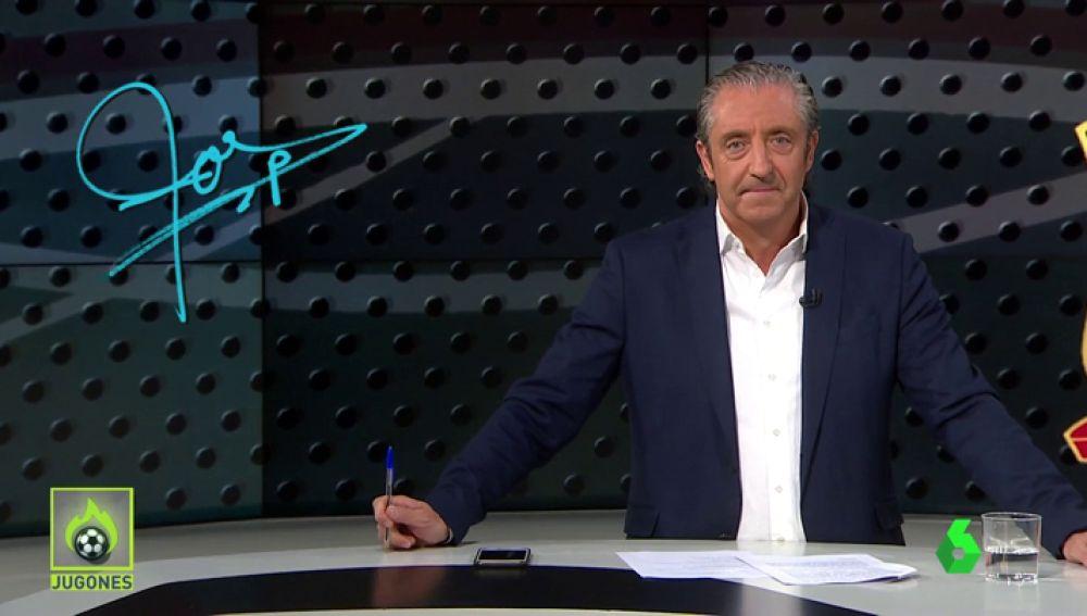 "Josep Pedrerol: ""Mucha suerte, Robert Moreno. Mucha suerte, seleccionador"""