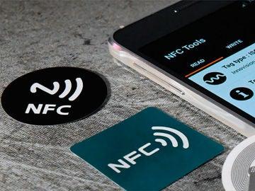 NFC pegatinas