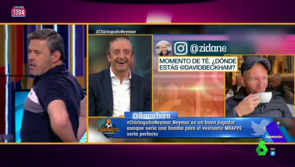 Las pruebas definitivas de que Zidane podría fichar a Miki Nadal como nuevo jugador del Real Madrid