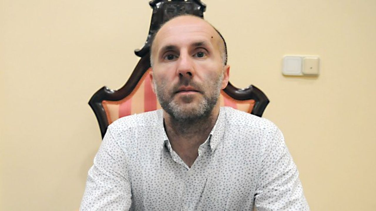 Gónzalo Pérez Jácome, alcalde de Ourense