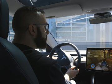 Tesla Arcade en el Model 3