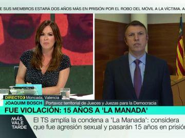 """Joaquim Bosch analiza los detalles de la sentencia a 'La Manada': """""""