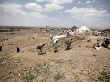 Ayuda humanitaria en Yemen