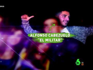 Alfonso Cabezuel, militar de 'La Manada'