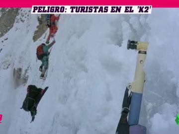 """Los expertos advierten sobre el riesgo de una masificación en el K2: """"Técnicamente es más difícil que el Everest"""""""
