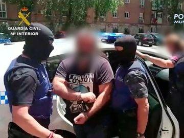 Operación policial