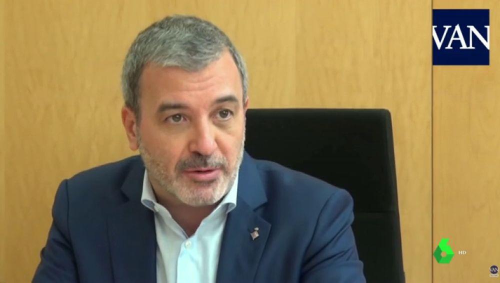 """Collboni: """"Soy optimista en las negociaciones con Colau, pero no hay que descartar el no acuerdo"""""""