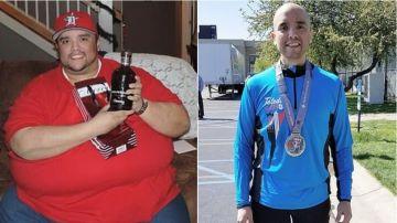 Carlos Orosco antes y después