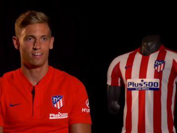Marcos Llorente, fichaje del Atlético de Madrid