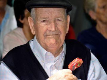 Martín recupera su sonajero 83 años después