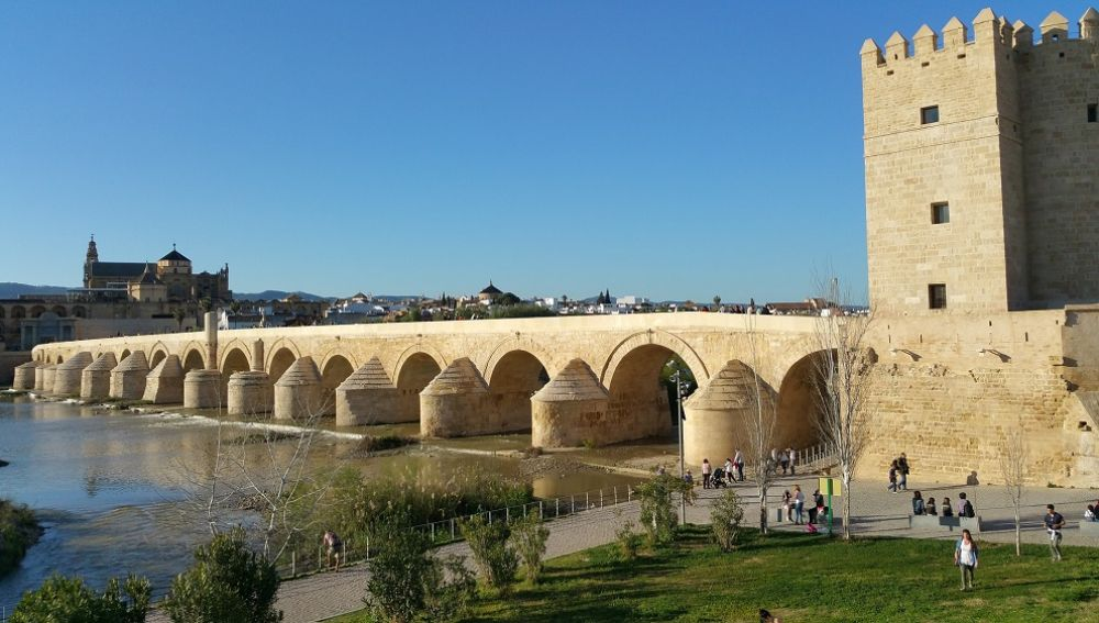 Puente romano e Córdoba