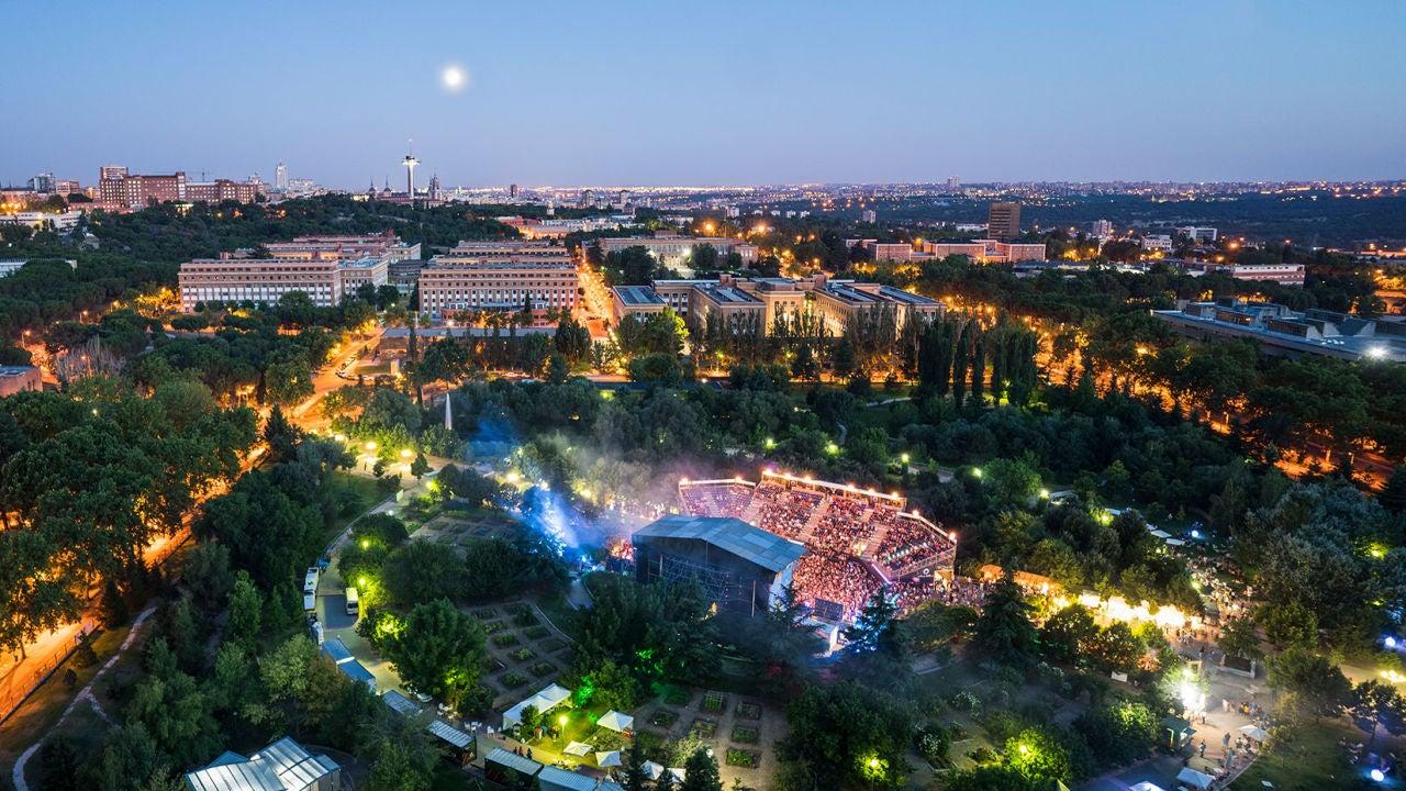 La Quinta Edición de Noches del Botánico se celebrará en 2021 con su misma programación