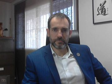Juan José Liarte Pedreño, portavozde Vox en la Asamblea Regional de Murcia
