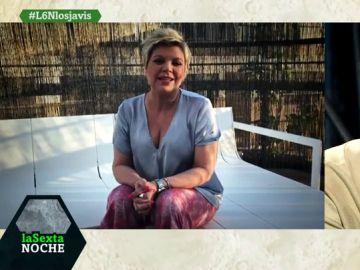 Terelu Campos manda un emotivo mensaje a Los Javis en laSexta Noche