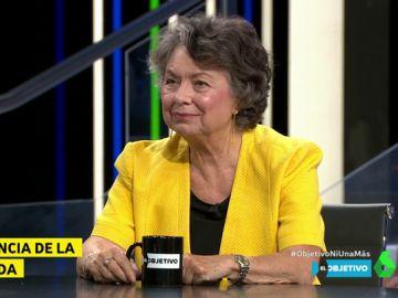 """Marina Subirats: """"La sentencia de 'La Manada' es un triunfo de las mujeres porque están cambiando la sociedad"""""""