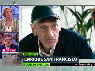 """El duro ataque de Enrique San Francisco a Pedro Sánchez: """"El ansia de poder que tiene el muchacho no tiene límite"""""""