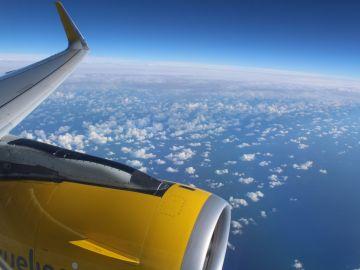 Volando voy...