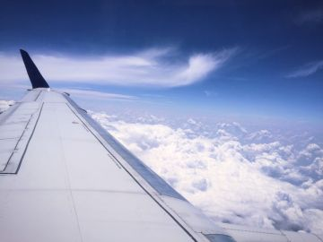 El horror de perder el vuelo