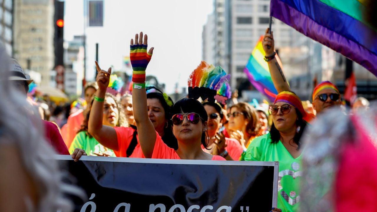 Orgullo LGTBI 2019 en Brasil