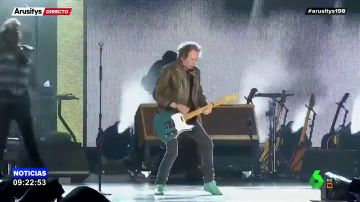 Mick Jagger vuelve por todo lo alto: así ha sido su espectacular retorno con los Rolling Stones en Chicago