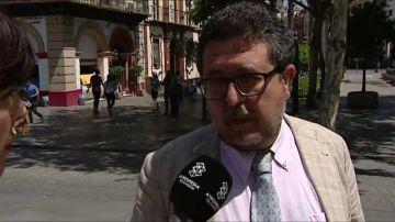 """Serrano (Vox), sobre sus críticas a la sentencia de 'La Manada': """"No he rectificado, entra en mi libertad de expresión"""""""