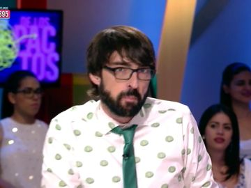 Quique Peinado descubre los ministerios a los que podría acceder Podemos tras negociar con el PSOE