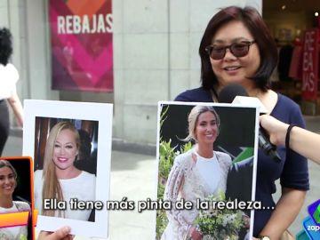 """Belén Esteban VS María Pombo: esto es lo que saben los turistas extranjeros sobre las bodas de """"la princesa del pueblo y la influencer"""""""