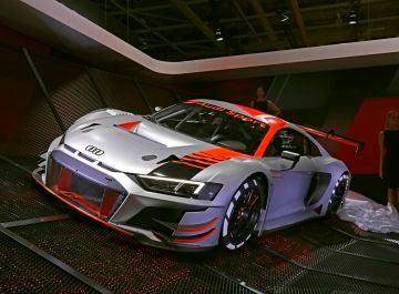 Nuevo Audi R8 LMS GT3