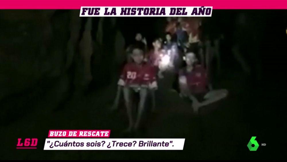 Un año del drama del equipo de fútbol atrapado en una cueva en Tailandia