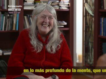 """La historiadora feminista Mary Beard defiende cambiar las instituciones de poder: """"Tienen que dejar de ser masculinas y ser colaborativas"""""""