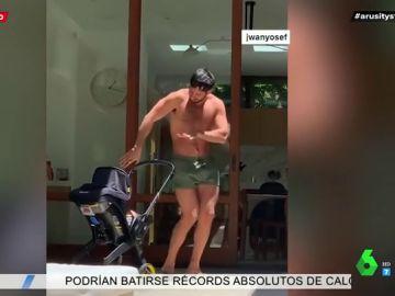 Ricky Martin desvela el divertido baile con el que su marido entretiene a su hija Lucía