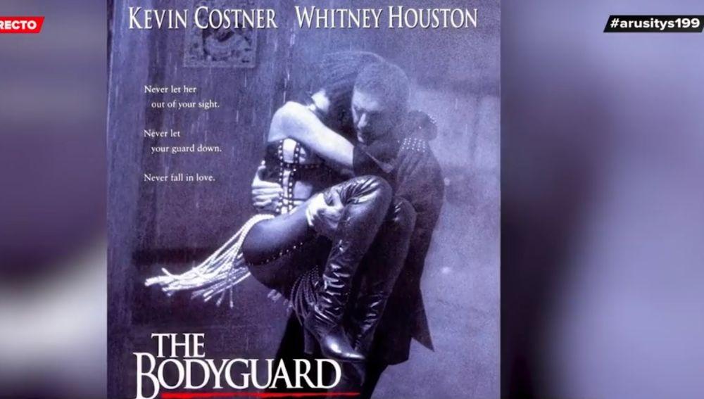Kevin Costner destapa la gran mentira que envuelve a Whitney Houston y 'El Guardaespaldas'