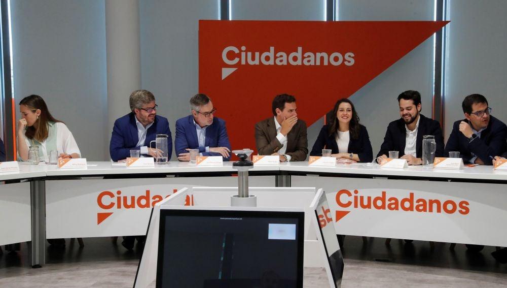 Reunión del Comité Ejecutivo de Ciudadanos