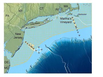 Descubren un enorme acuífero de agua dulce bajo el océano Atlántico