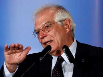 Comparecencia de Josep Borrell