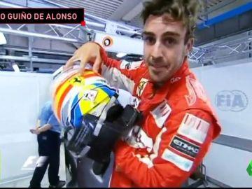 El último guiño de Fernando Alonso a Ferrari que le acercaría de nuevo a Maranello