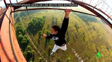 La preocupante moda de los selfies extremos: 250 personas han muerto haciéndose una foto