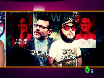Quique Peinado mata a Miguel Ángel Silvestre y Kiko Rivera acaba con Miki Nadal: así les va a los zapeadores en la 'Famous World War Bot'