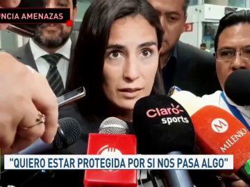 La doble medallista olímpica Paola Espinosa denuncia recibir amenazas