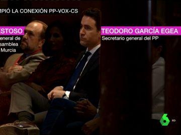 Investidura fallida en la región de Murcia